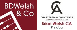 ウェルシュ公認会計事務所 シドニー オーストラリア